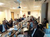Bakan Yardımcısı Tunç başkanlığında  Bingöl Üniversitesi PİKOM konuşuldu