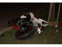 Elazığ'da motosiklet kazası: 1 ölü, 2 yaralı