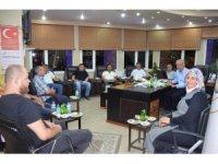 Bayırköy'de istişare ve değerlendirme toplantısı yapıldı