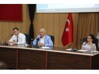 """Gültak: """"Akdeniz, Mersin'i 20-25 yıl geriden takip ediyor"""""""