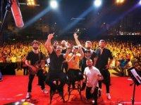 Forum Mersin'de 30 Ağustos Zafer Bayramı konseri