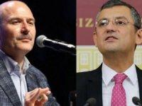 CHP'den Soylu'ya 'pejmürde' tepkisi! Özgür Özel: Haddini bil, otur yerine
