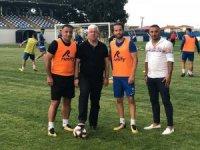 """Ergene Belediye Başkanı Rasim Yüksel: """"Mahalle takımı değiliz, Tekirdağ'ın temsilcisiyiz"""""""