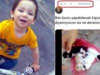 Küçük Eymen'i vahşice öldüren cani anneden cinayetten bir yıl önce korkunç paylaşım!