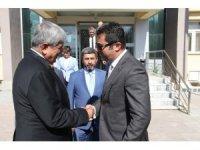 Erzurum Valisi Okay Memiş'den Aras Edaş'a ziyaret