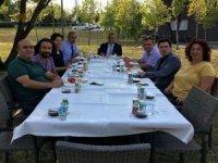 ESOGÜ Hastanesi personeli Pilav Gününde buluştu
