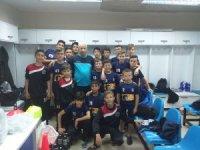Futbol okulundan Pazaryerispor'a 25 yeni futbolcu