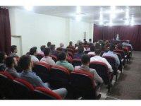 Saray'da 2019-2020 eğitim-öğretim toplantısı yapıldı