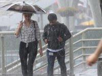 Meteorolojiden 11 ile  sağanak yağış uyarısı!
