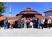 Büyükşehir'in kent içi turlarına büyük ilgi