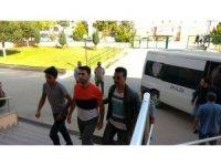 Amasya'da FETÖ operasyonu: 3 tutuklama