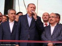 Erdoğan'dan Beşir Atalay'a randevu tepkisi: İstifa ettin ne randevusu?