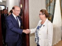 Bakan Pekcan, ABD Ticaret Bakanı Ross ile görüştü