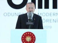 Cumhurbaşkanı Erdoğan tarih verdi: 29 Ekim'de açmayı planlıyoruz