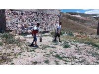 Köyde çocukların Survivor heyecanı
