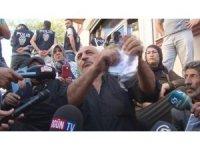 HDP'lilerin çocuğu kaçırılan aileler için yaptığı açıklamaya tepki
