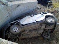 Erzurum'da katliam gibi kaza! Bir aile yok oldu...