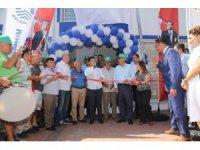 Haber yerel..Karaova'yı canlandıracak hizmet binası açıldı