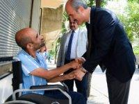 Dulkadiroğlu Belediyesi engellilere umut oldu