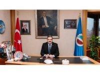 Rektör Çomaklı'nın İzmir'in Kurtuluşunun 97. yılı mesajı