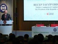 İstanbul Finans Merkezi Projesi... Erdoğan: 2022 yılı başında hayata geçirilmesini bekliyoruz