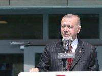 Erdoğan:Eğitimde Batı'yı kopyalamayı tercih ettik, kayıp nesiller yetiştirdik