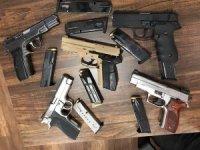 Gaziantep'te silah kaçakçılığı operasyonu: 2 tutuklama