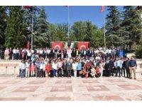 Bilecik'te CHP'nin 96'ncı kuruluş yıl dönümü kutlandı
