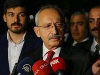Kılıçdaroğlu: Erdoğan'ın davetine belediye başkanlarımız katılacak