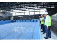 Spor Bakan Yardımcısı Paydaş'tan tesisleri tamamlayın talimatı