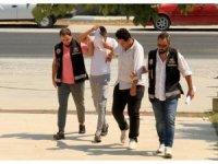 Milas'ta göçmen kaçakçılığı operasyonu