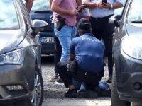 İstanbul'da adliye önünde silahlı saldırı!