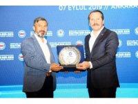 Uçak, Eğitim Bir-Sen '14'üncü Türkiye Buluşması'na katıldı