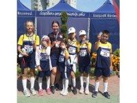 Masterler Türkiye Atletizm Şampiyonasında derece alan sporculara tebrik