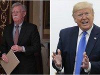 Trump Twitter'dan duyurdu! John Bolton görevden alındı