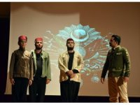 Aliağa Ülkü Ocaklarından 'Vatan Yahut Silistre' oyunu