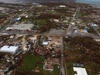 Kasırganın vurduğu Bahamalar'da 2500 kişi kayıp!