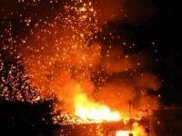 KKTC'de mühimmat deposunda peş peşe patlama!