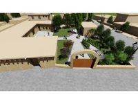 Ezo Gelin Kültür kompleksi projesi finale kaldı