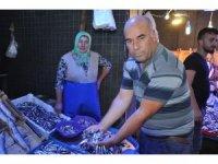 Simav balık pazarındaki tezgâhlar doldu, ancak fiyatlarda beklenen düşüş görülmedi