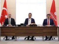 İstanbul'un belediye başkanları 'ortak masada' toplandı! İmamoğlu'dan ortak dil vurgusu...
