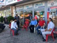 Başkan Şahin'den CHP İlçe Başkanı Er'e övgü dolu sözler