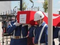 Diyarbakır Şehitlerine veda! Cenaze töreninde teröre lanet yağdı