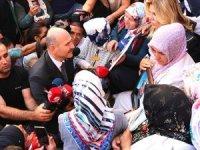Soylu'dan Diyarbakır annelerine destek ziyareti!