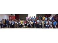Milli Eğitim ve Diyanet çalışanlarına 'Anka Temel Personel Eğitimi' verildi