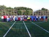 TÜFAD Veteranlar Futbol Turnuvası başladı