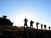 Van'da PKK'ya ağır darbe! 5 terörist öldürüldü...