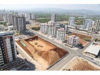 Mezitli'ye yeni kent merkezi