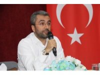 Başkan Say, AK Parti milletvekilleriyle istişare toplantısı düzenledi