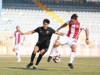 TFF 2. Lig: Bak Spor: 2 - Yılport Samsunspor: 2